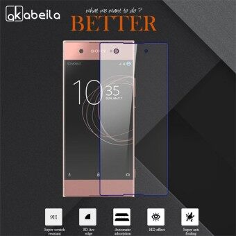 Akabeila 2 Pcs Smartphone Kaca Kokoh untuk Sony Xperia XA1 G3121 G3123 G3125 G3112 G3116 Xperia