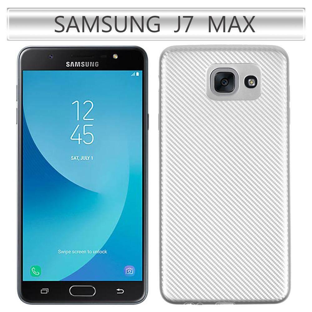 AKABEILA Luxury Carbon Fiber Phone Cases For Samsung Galaxy J7 Max On Max G615F SM-