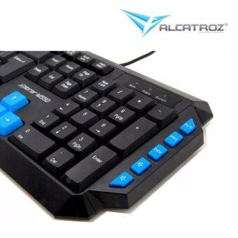 Alcatroz Xplorer M550 Keyboard - 4