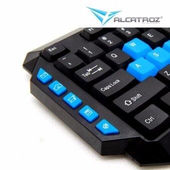 Alcatroz Xplorer M550 Keyboard - 3