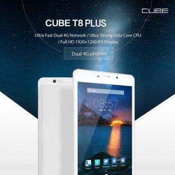 ALLDOCUBE T8 Plus Tablet 4G LTE Phablet Phone 8.0inch IPS Screen2GB RAM 16GB ROM white - 2