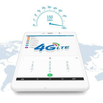 ALLDOCUBE T8 Plus Tablet 4G LTE Phablet Phone 8.0inch IPS Screen2GB RAM 16GB ROM white - 3