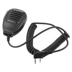 Allwin Baofeng 2 Arah Speaker Radio Mikrofon Untuk Bf 888S Uv 5R Uv 5Ra Uv 5Rb Uv 5Rc Uv 5Re Hitam Promo Beli 1 Gratis 1