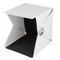 Toko Allwin Mini Studio Foto Portabel Kotak Fotografi Latar Belakang Imbo Cahaya Foto Ruangan Putih International Lengkap Tiongkok