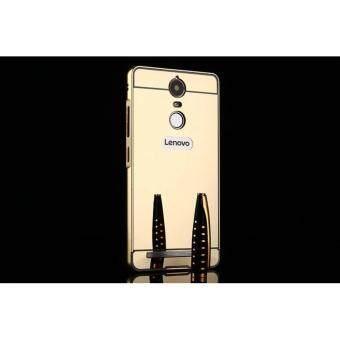 Aluminium Metal Mirror Bumper Case Cover For Lenovo Vibe K5 Note