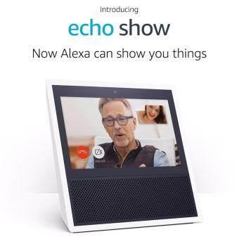 Amazon Echo Show - White - 2