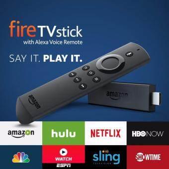 Amazon Fire TV Stick with Alexa Voice Remote | Streaming Media Playe