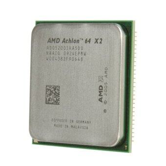Harga AMD Athlon 64 X2 5200+ 2.7 GHz Socket AM2 (Refubished)