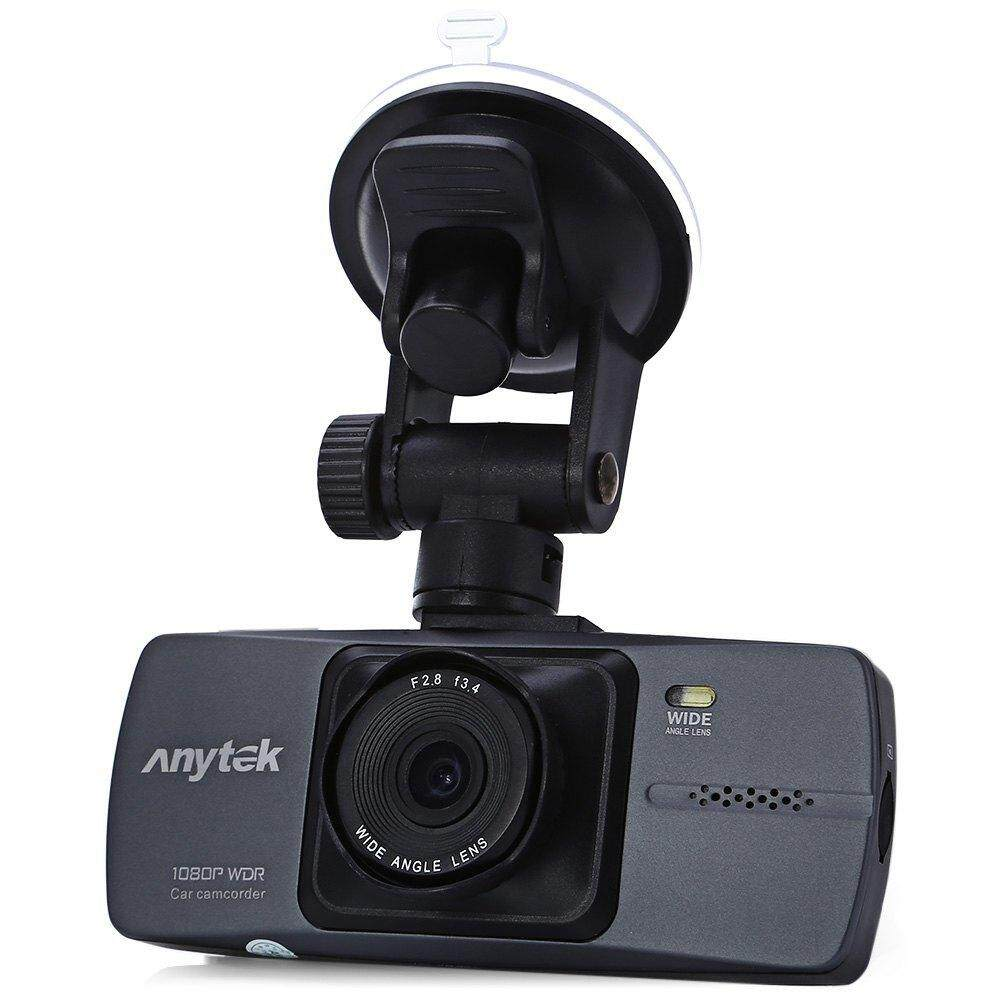 ANYTEK A88 2.7 INCH HIGH DEFINITION SCREEN 720P FULL HD TFT DISPLAY CAR DVR RECORDER CAMERA DASH CAMCORDER (BLACK)