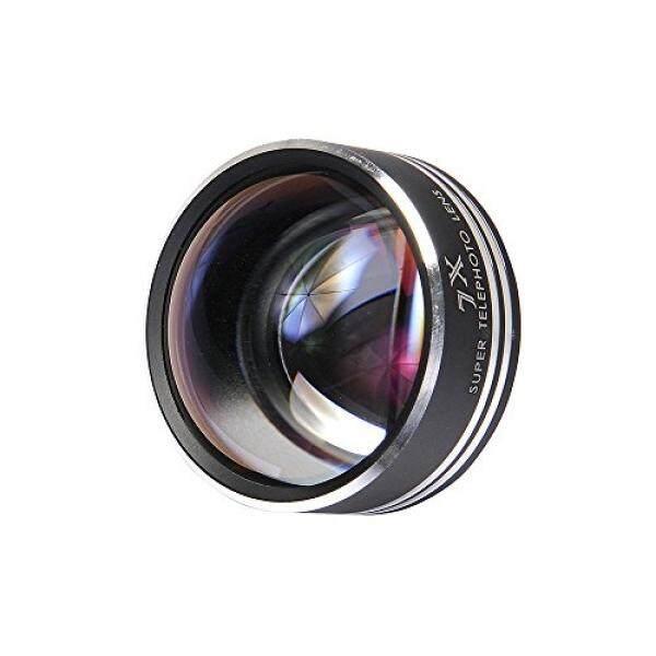 โปรโมชั่น Apexel Universal Clip Super 7X Mobile Telephoto Telescope Lens For Iphone 6 6Plus 5 5S 5C 4 4S Samsung Galaxy Note 4 3 Htc Sony Lg Phones Tablets Intl เกาหลีใต้