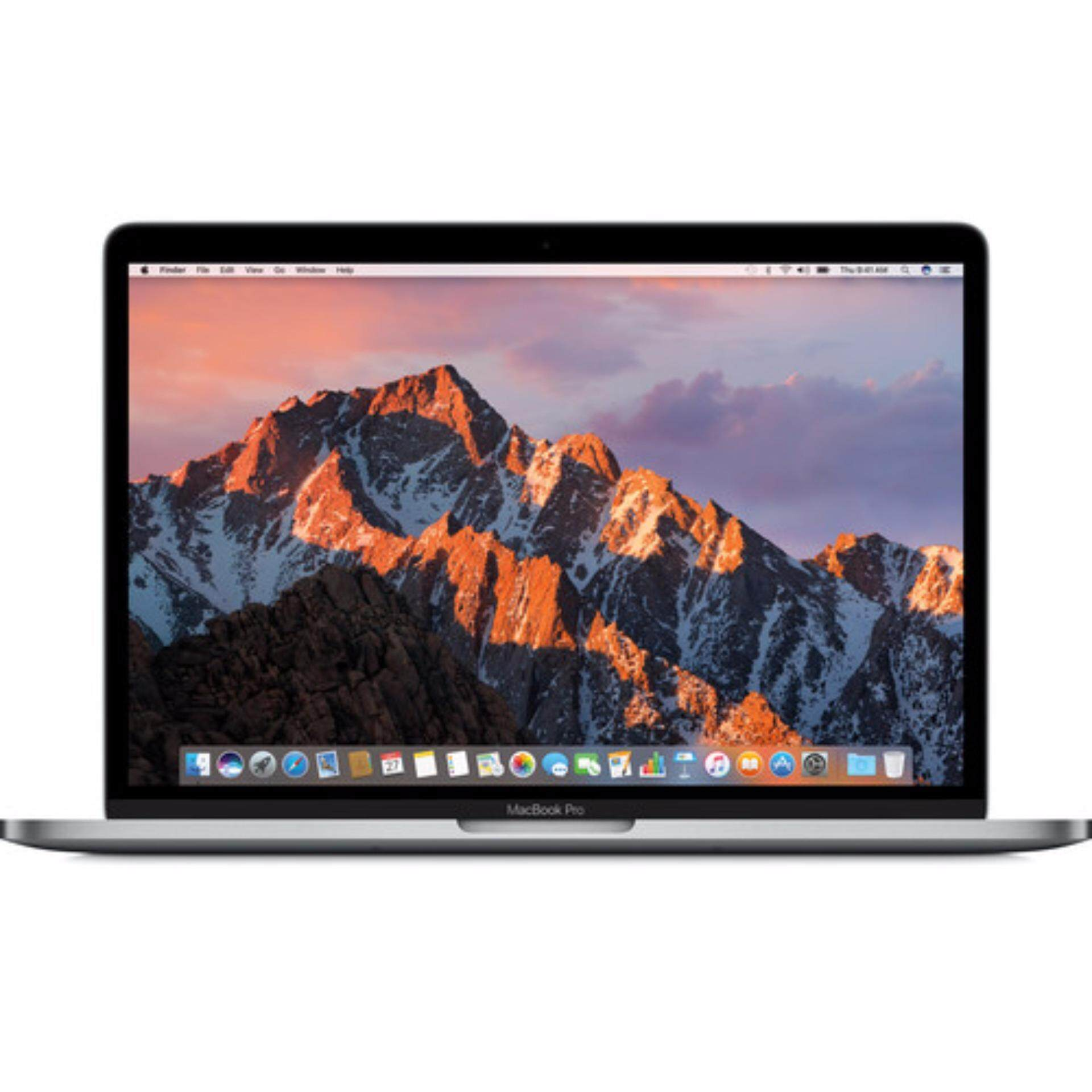 Apple 13.3 MacBook Pro with Touch Bar MPXY2LL/A (Mid 2017, Silver) Malaysia