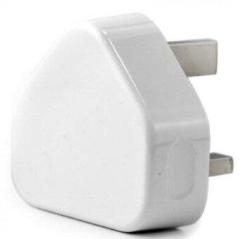 Apple 5W 3 Pin Charger USB Power Adapter UK Plug for iPhone / iPad / iPod (White) - 4