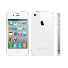 Apple iPhone 4 32GB White Image