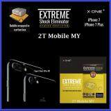Apple iPhone 8 Plus X-One Extreme Camera Screen Protector (Home+Lens)
