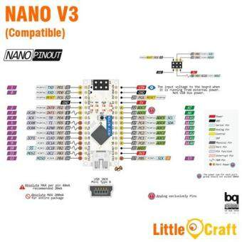 Arduino Nano V3 Compatible Malaysia