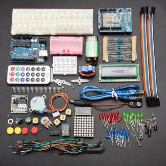 Harga Arduino UNO Basic Starter Learning Kit Updrade Version For Arduino