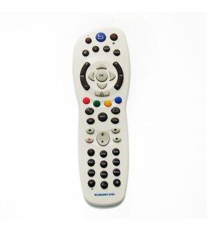 Astro RC2624401 TV Remote Control (White)