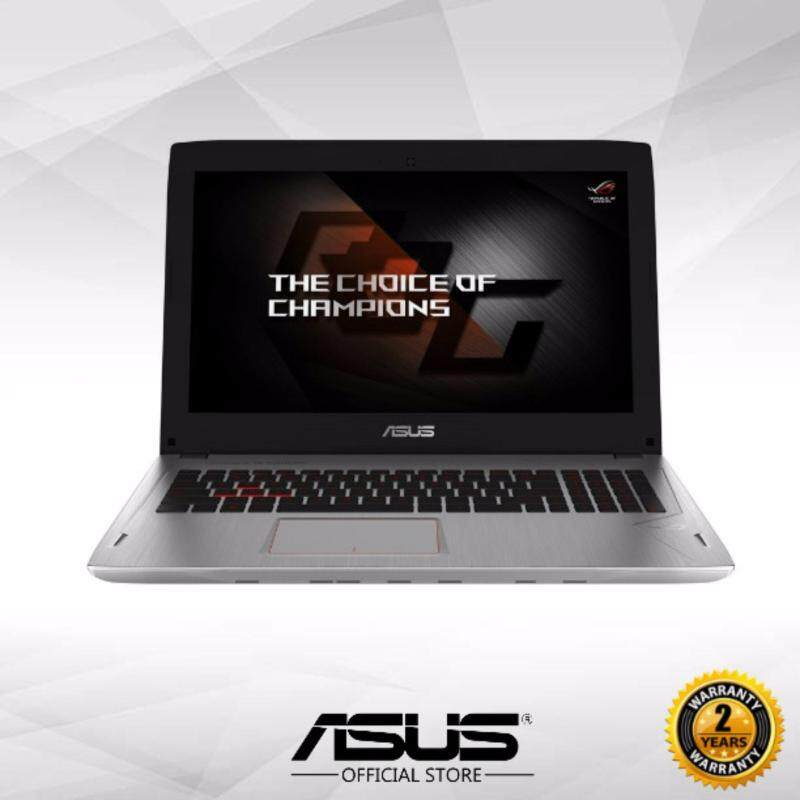 Asus Laptop ROG GL502V-MFY290T 15.6 Gaming Laptop/ Notebook (i7-7700HQ, 8GB, 1TB, 128GB, NV GTX1060, W10H) Malaysia