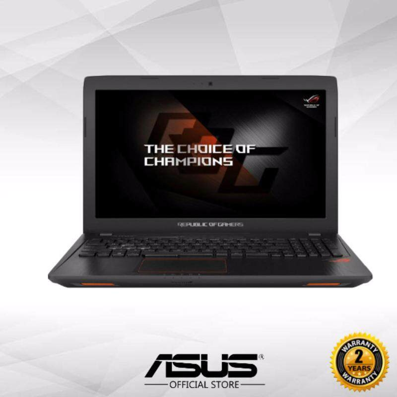 Asus Laptop ROG GL753VD-GC146T 17.3 FHD Gaming Laptop (i7-7700HQ, 8GB, 128GB + 1TB, GTX1050 4GB, W10H) Malaysia