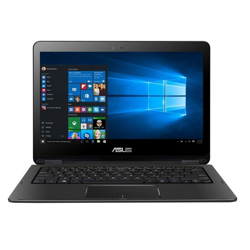 Asus VivoBook Flip TP301UA-DW057T TOUCH Notebook (Intel i3-6100U / 4GB DDR3 / 500GB / W10 / Touch / 13.3) Malaysia