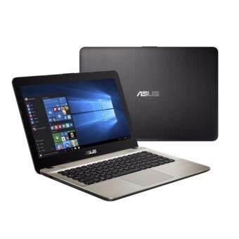 ASUS VivoBook Max X441NA Series Notebook/Laptop (INTEL®DUAL-CORE N3350/4GB/500GB/14/DVDRW/WIN10) Malaysia