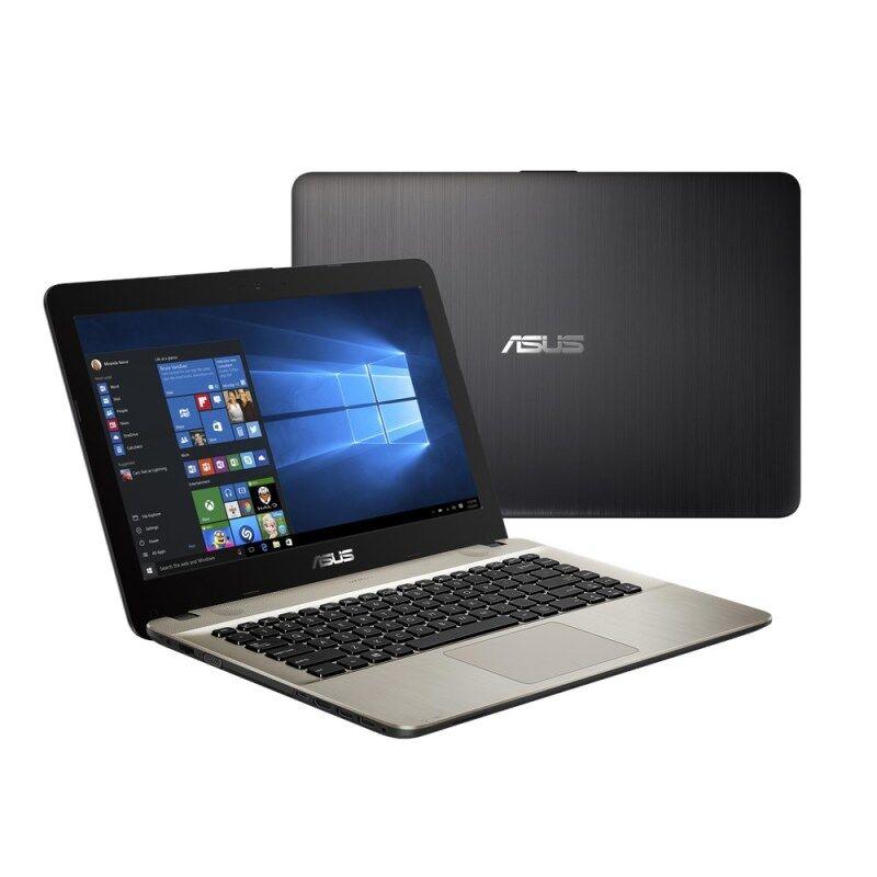 Asus VivoBook Max X441S-AWX041T 14 Laptop (Black) Malaysia