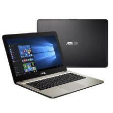 Asus VivoBook Max X441U-AWX315T 14 Laptop Black (i3-6100U, 4GB, 500GB, Intel, W10H ) Malaysia
