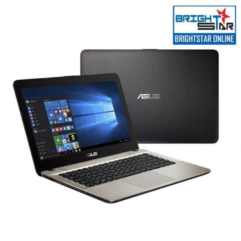 Asus Vivobook Max X441U-VWX279T Notebook - Black (14inch / Intel I3 / 4GB / 1TB / GT920MX 2GB) Malaysia