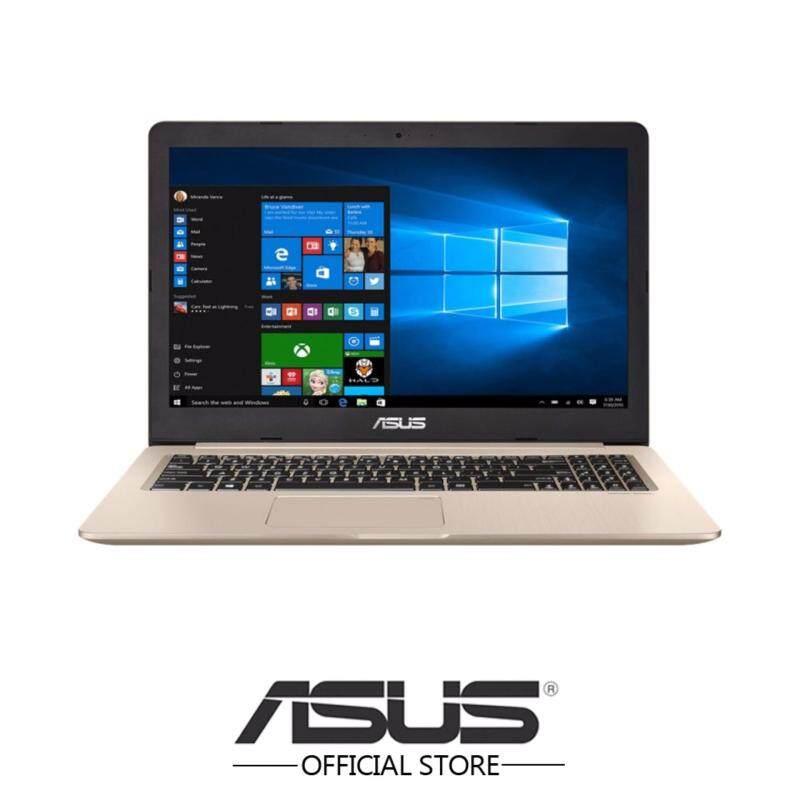 Asus VivoBook Pro N580V-DE4578T 15.6 inch FHD ( i5-7300HQ, 4GB, 1TB, GTX1050 4GB, W10) - Gold Malaysia