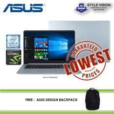 Asus Vivobook S S510U  15.6 FHD  i5-8250U  4GB  1TB  NV GT940MX  W10H Malaysia