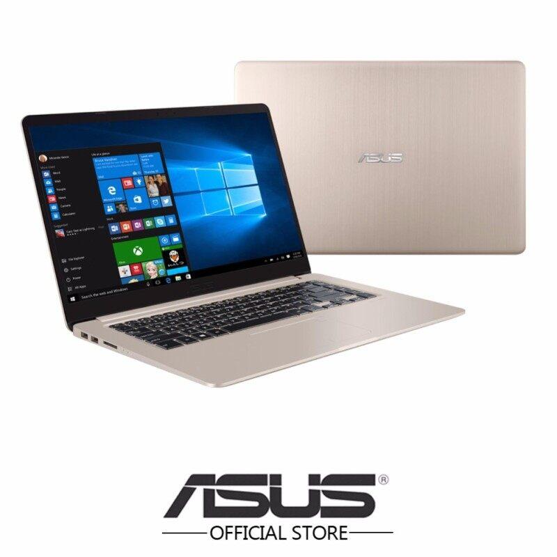 Asus Vivobook S15 S510U-NBQ040T 15.6 FHD Laptop (i7-7500u, 4GB, 1TB+128GB, MX150 2GB, W10H) - Gold Malaysia