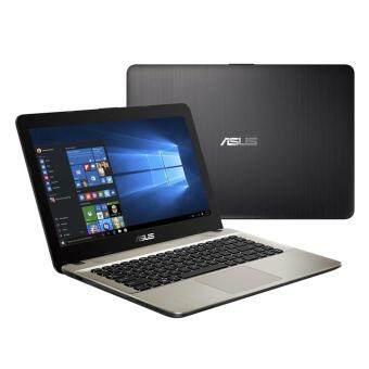 Asus VivoBook X441U-RGA005T 14 Laptop (i5-7200U, 4GB, 1TB, GT930MX 2GB, W10H) - Black Malaysia