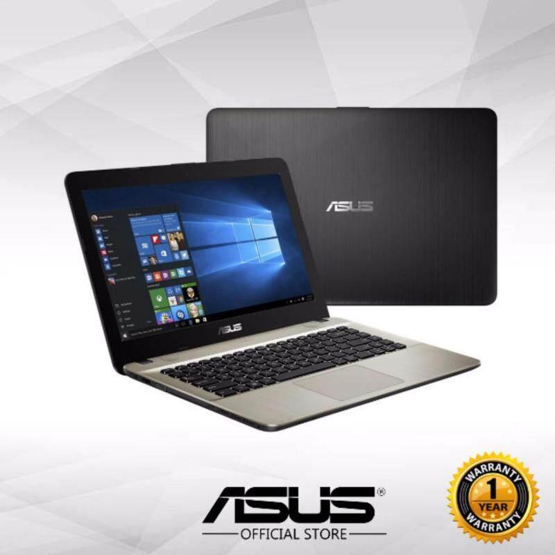 Asus Vivobook X441U-VWX158T Notebook (Intel I3 / 4GB / 1TB / Intel HD) - BLACK Malaysia
