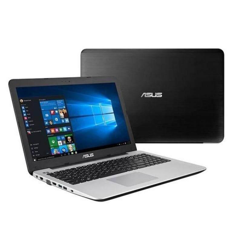 Asus X-Series X555B-PXO098T 15.6 Black Laptop (A9-9420/4GB/ 128GB+500GB/ R5 M420 2GB/ W10) Malaysia