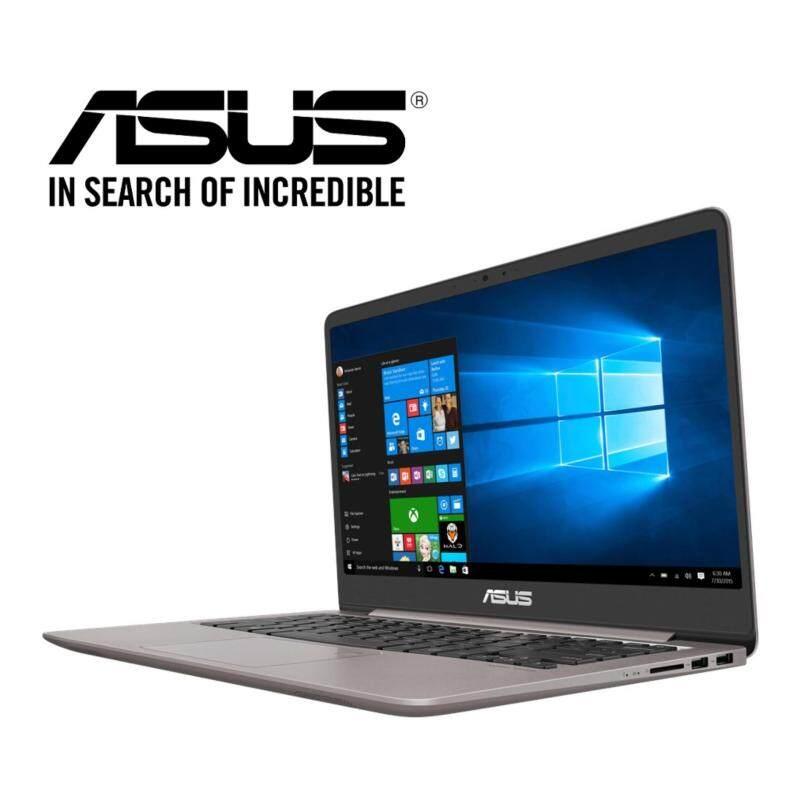 Asus ZenBook UX410U-QGV072T Laptop (i5-7200U/8GB D4/1TB+128GB/NVD 940MX 2GB/14˝FHD/W10) Grey Malaysia