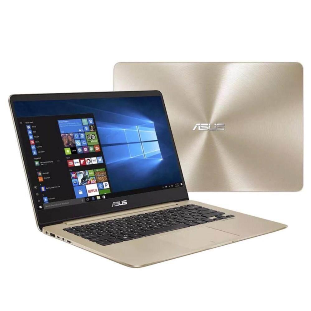 Asus Zenbook UX430U-AGV215T 14 FHD Gold Laptop (i5-7200U/8GB/256GB/Intel/W10) Malaysia