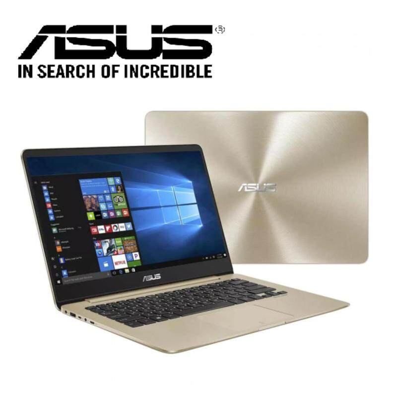 Asus ZenBook UX430U-AGV215T Laptop (i5-7200U/8GB D4/256GB SSD/Intel Graphics/14˝FHD/W10) Gold Malaysia
