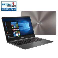 Asus ZenBook UX430U-AGV394T Notebook - Grey (14inch / Intel I5 / 8GB / 256GB SSD / Intel HD) Malaysia
