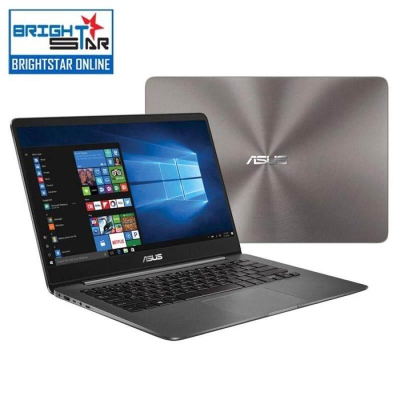 Asus ZenBook UX430U-AGV394T Notebook - Grey (14inch / Intel I5 / 8GB / 256GB SSD / Intel HD) Malaysia