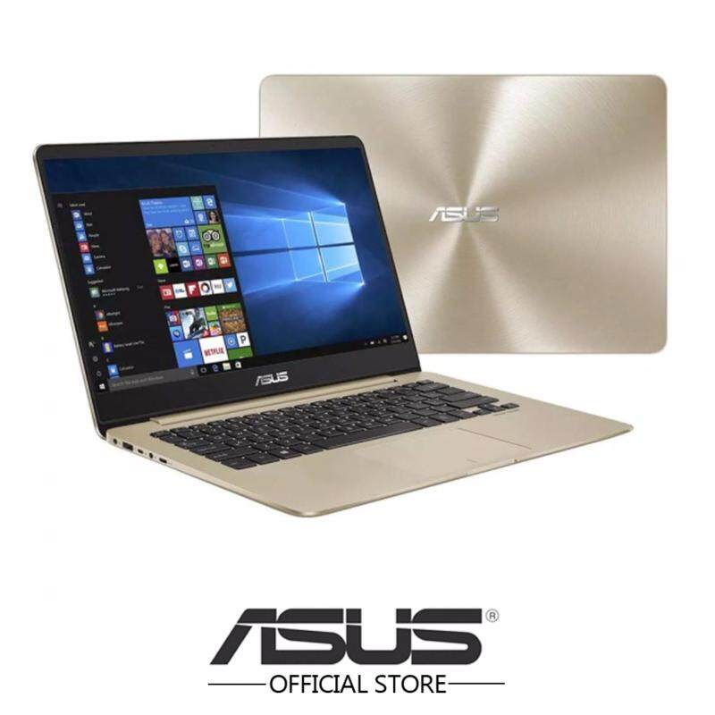 Asus Zenbook UX430U-AGV402T 14 FHD Laptop (i3-7100U, 8GB, 256GB, Intel, W10) - Gold Malaysia