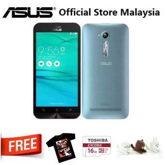 Asus Zenfone GO ZB500KL [ 2GB RAM/16GB ROM] Original Asus Malaysia Set