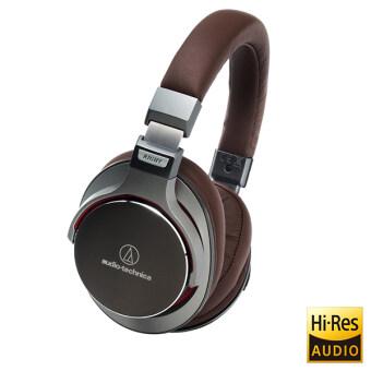 Audio-Technica ATH-MSR7 SonicPro High-Resolution Audio Headphones(Gunmetal)