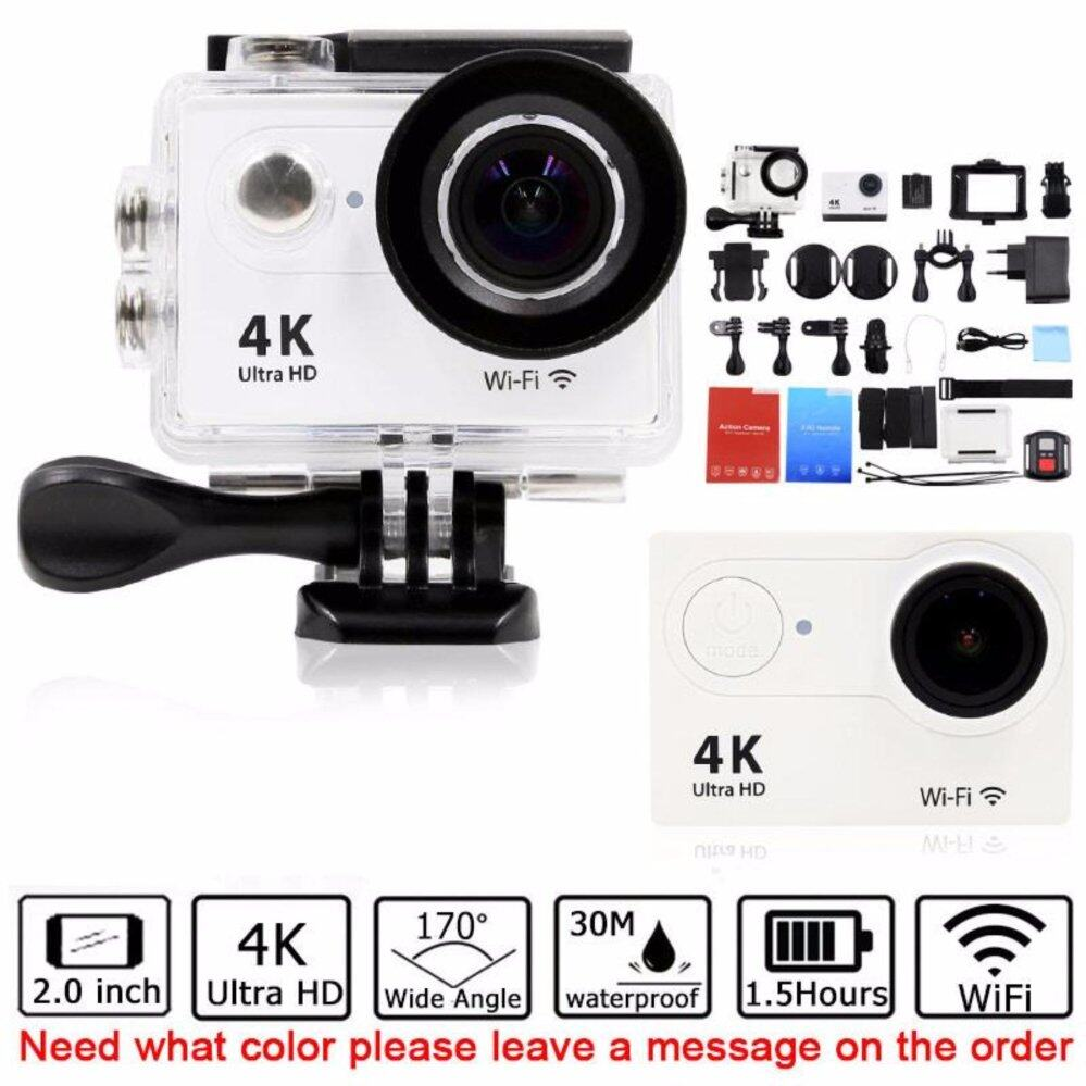 Malaysia Online Camera Store Selling Digital Camcorder Action Sport Cam 4k Full Hd With Remote Authentic H9 Wifi Sports Waterproof Cheapest Price