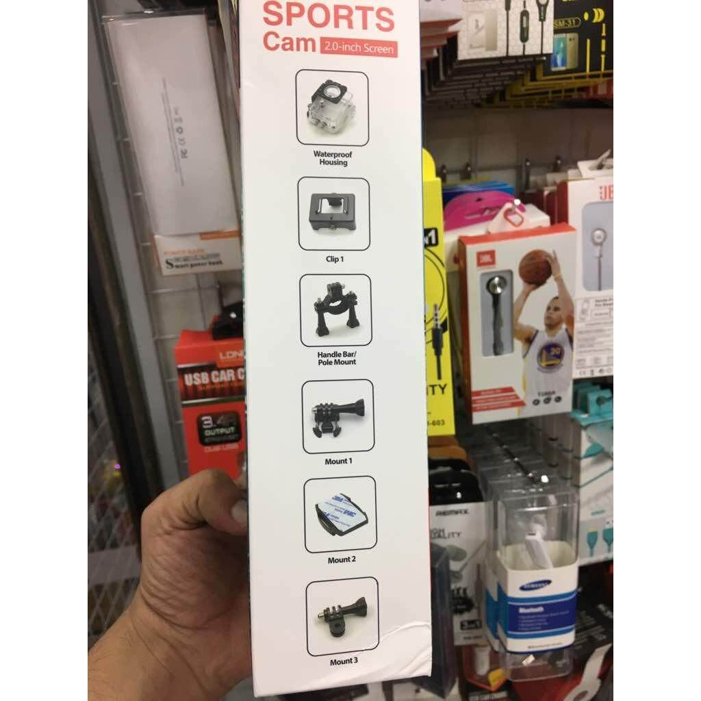 Authentic H9 4K Action Camera Wifi Sports Cam, waterproof, remote Cheapest price