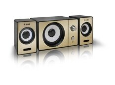 AV LAB U1 USB 2.2 Multimedia Portable Speaker (Gold) Malaysia