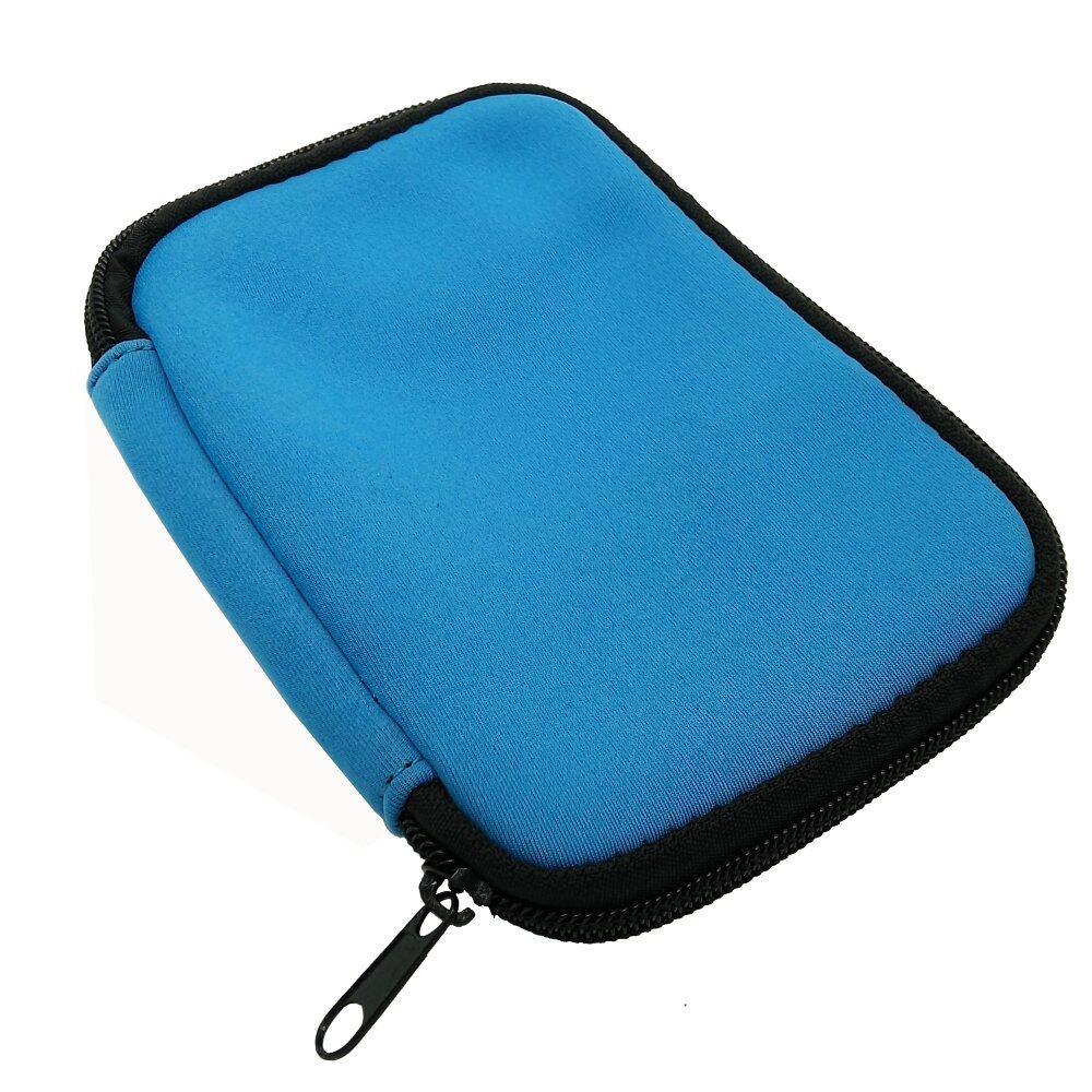 AVF Portable Hard Drive Soft Case (Blue)