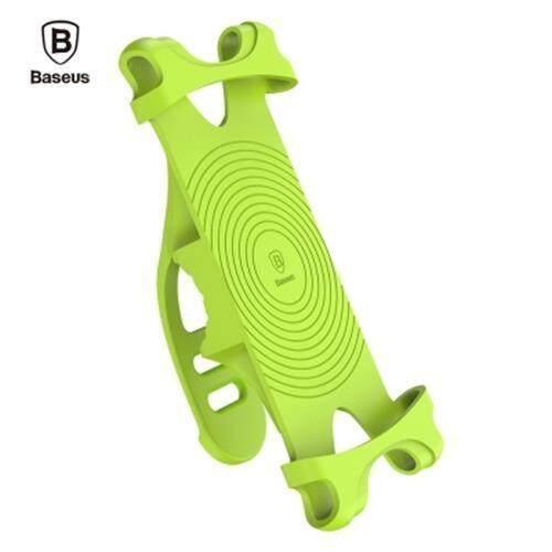 BASEUS MIRACLE BICYCLE VEHICLE MOUNTS PHONE BRACKET (NEON GREEN)