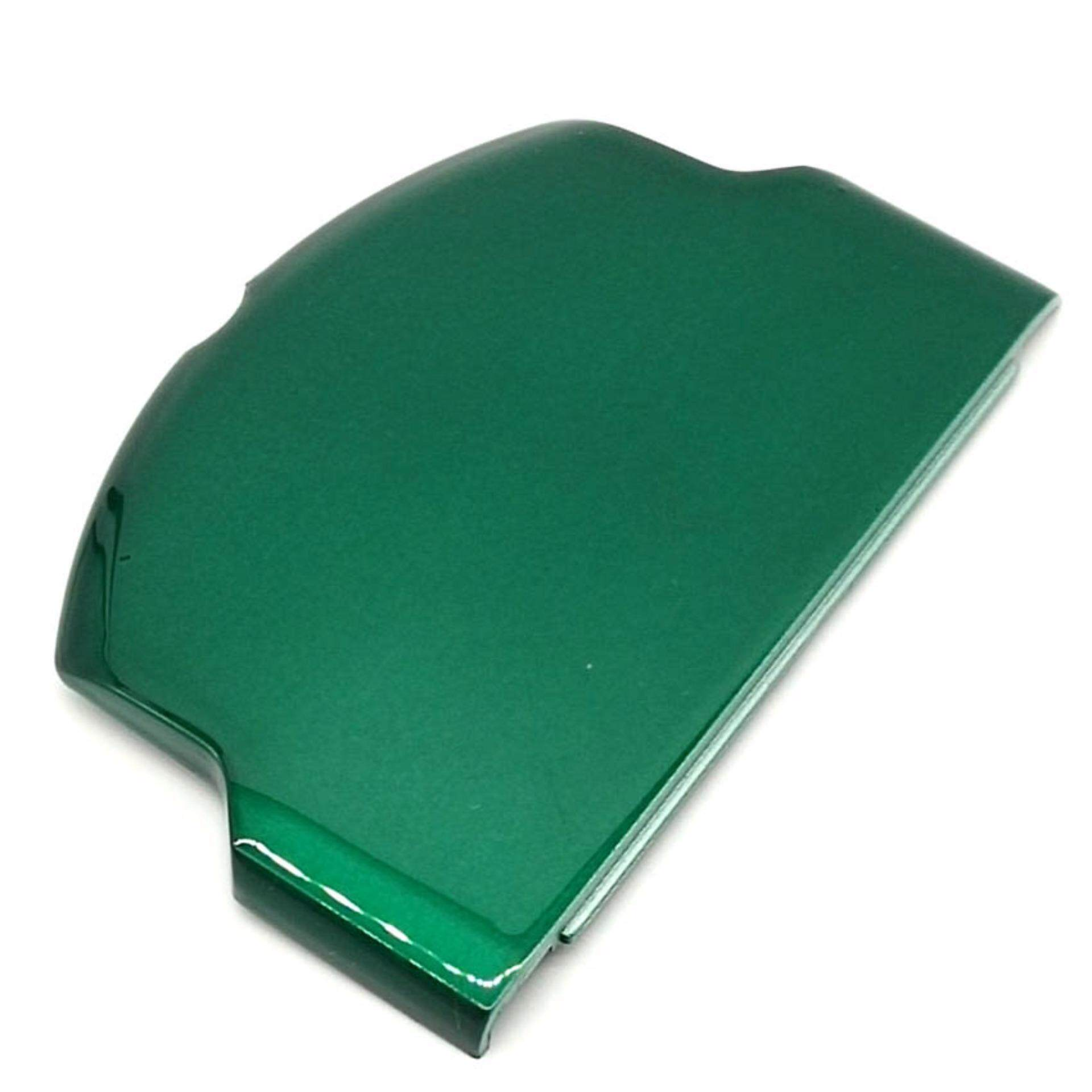 Battery Cover Back Replacement Case for PSP 2000 / PSP 3000 (Dark Green)