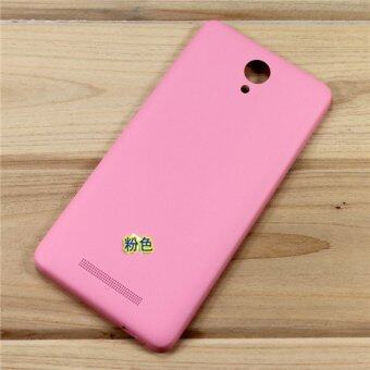 Battery Protective Back Case Cover For Xiaomi Redmi Note 2 (Pink)
