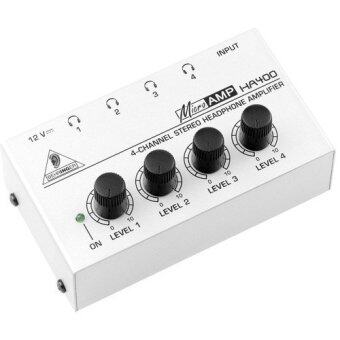 Harga Behringer HA-400 Headphone Amplifier